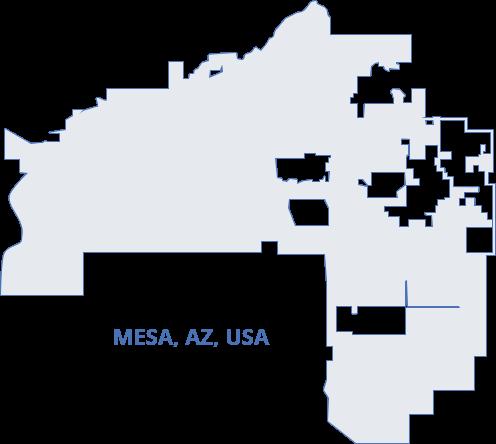 map-mesa-az-usa