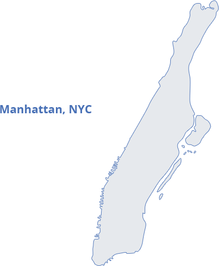 map-Manhattan-NYC