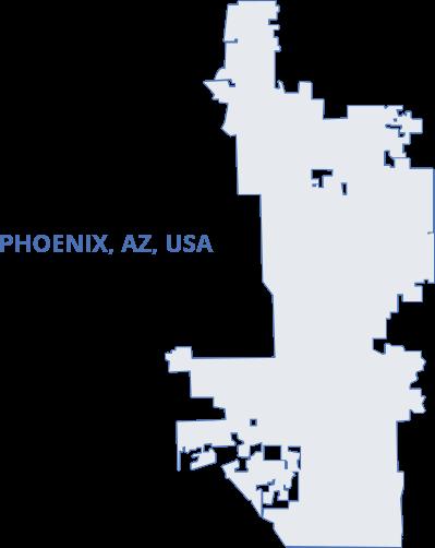 map-phoenix-az-usa
