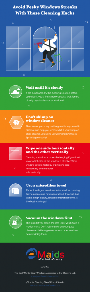 Avoid Pesky Windows Streaks With These Cleaning Hacks