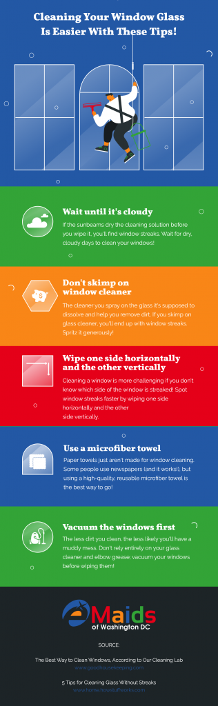 Cleaning Your Window Glass Is Easier With These Tips!